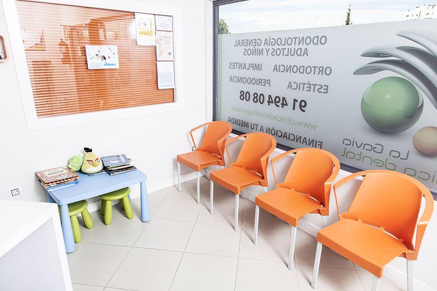 Clínica dental La Gavia